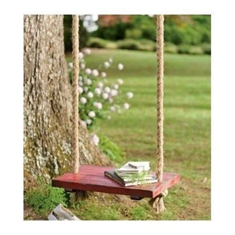 how to hang a rope swing rope tree swing vintage oversize wood seat hang twine play