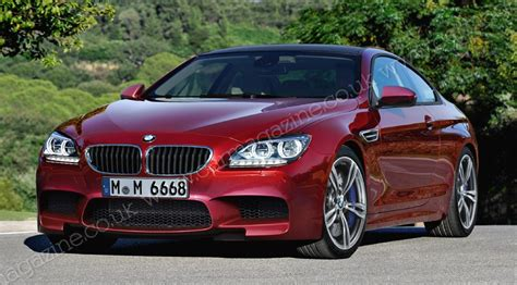 2012 Bmw M6 by Bmw M6 2012 Car S Scoop Of The New M Coupe Car Magazine