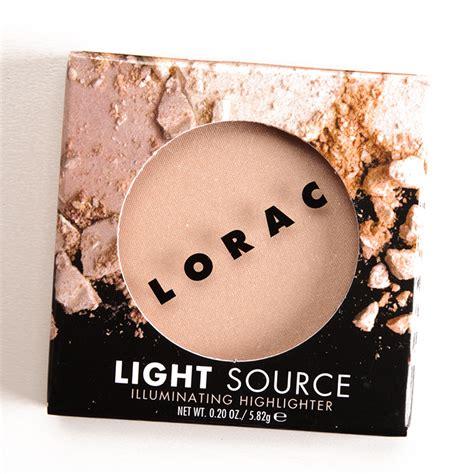 light source illuminating highlighter lorac twilight illuminating highlighter review photos