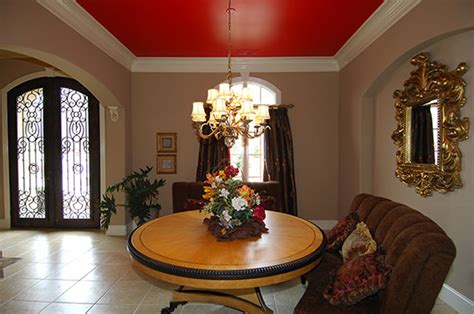 paint color for ceilings furniture dining room