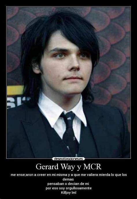 Mikey Way Memes - gerard way y mcr desmotivaciones