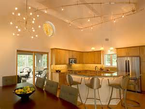 Lighting Idea For Kitchen Kitchen Lighting Ideas