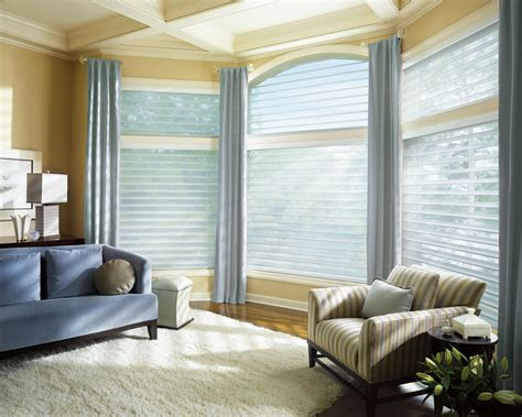 picture window treatments hunter douglas silhouette 174 window shadingsstricklands
