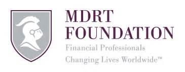 million dollar table foundation mdrt foundation