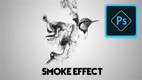 tutorial after effect smoke smoke effect in photoshop photoshop hindi tutorial smoke
