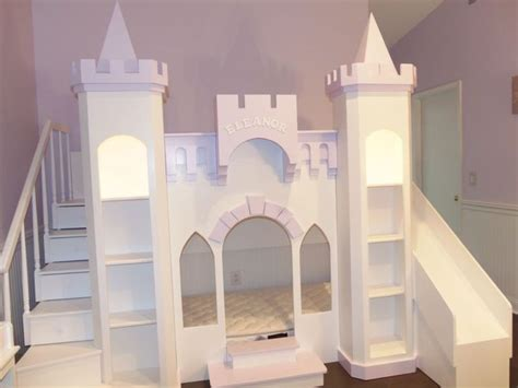 princess castle loft bed 25 best ideas about playhouse bed on pinterest cabin