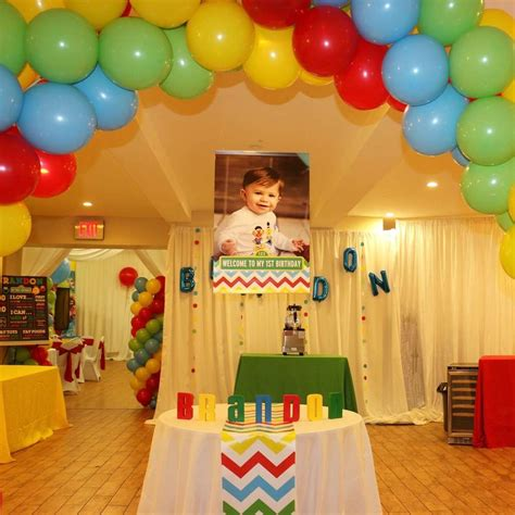 new themes for birthday parties sesame street birthday party ideas photo 1 of 16 catch