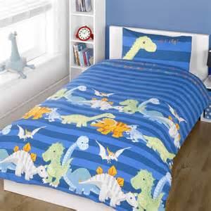 bedroom cover sets dinosaur design single duvet cover sets boys bedding bedroom ebay