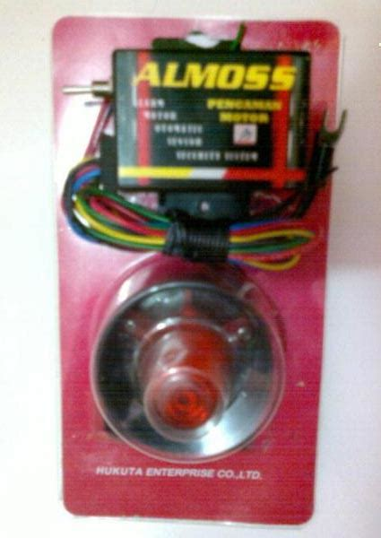 Alarm Motor Yang Paling Bagus alarm sepeda motor arsindo