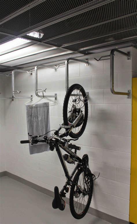 Bike Rack Number Plate Nsw by Hanging Wall Mount Bike Rail
