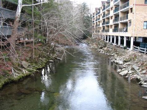 river house gatlinburg tn balcony view picture of riverhouse at the park gatlinburg tripadvisor