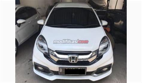Jual Honda Mobilio Rs At 2016 2016 honda mobilio tipe rs at warna putihtgn1 pribadi