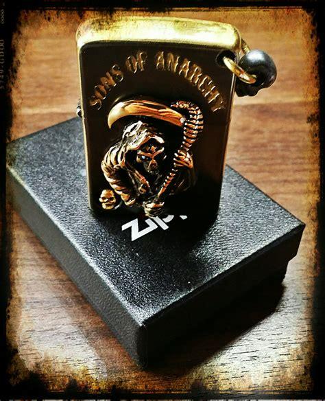 29100 King Skull Black Matte Original Zippo custom zippo samcro soa sons of anarchy by scp custom zippos by schiller lighter