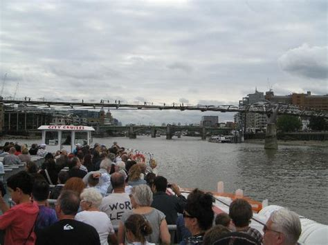 thames river cruise worth it thames river cruise city cruises picture of city
