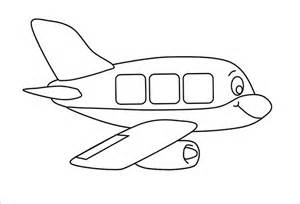 Airplane Template by 21 Airplane Coloring Pages Free Word Pdf Jpeg Png