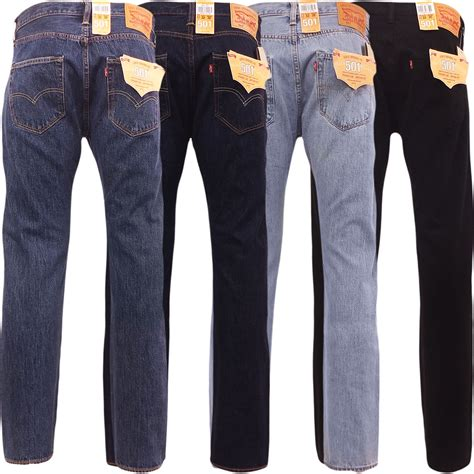 Celana Levis Co Levi Strauss New mens levi s 501 jean standard fit original levi strauss new all sizes ebay