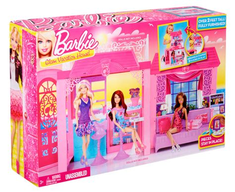 barbie glam vacation house with doll barbie 174 glam vacation house