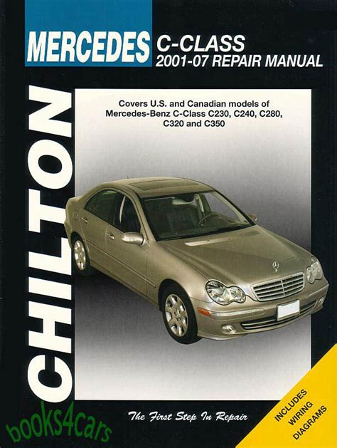 service and repair manuals 2010 mercedes benz c class electronic throttle control shop manual mercedes service repair book chilton c class haynes ebay