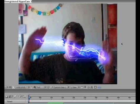 tutorial edit video adobe after effect moving tracked following lightning adobe after