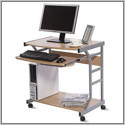 laptop desk on wheels laptop computer desk on wheels desk home design ideas
