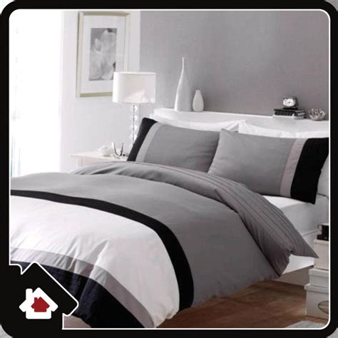 Black White And Grey Duvet Covers Black And White And Gray Duvet Cover Pictures To Pin