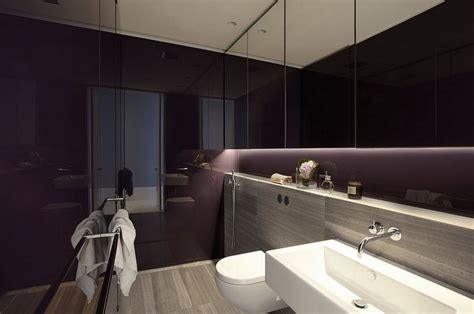 purple and black bathroom 23 amazing purple bathroom ideas photos inspirations
