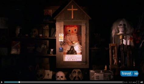 annabelle doll 2016 warns third graders don t tell your parents