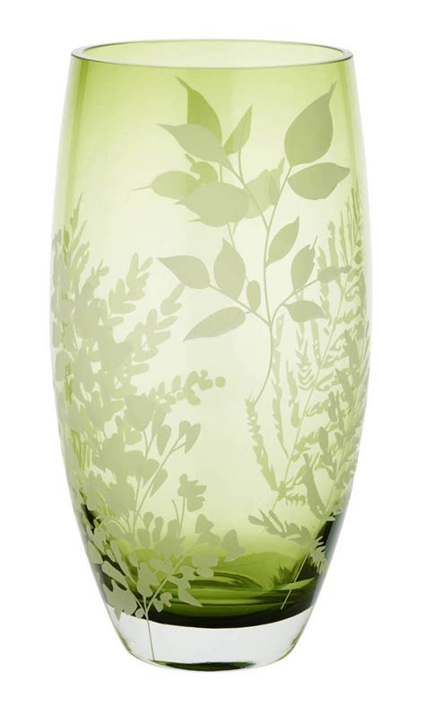 Sainsburys Vase by Six Of The Best St Greens Style Style