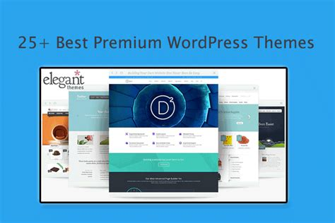 25 best premium wordpress themes from elegantthemes