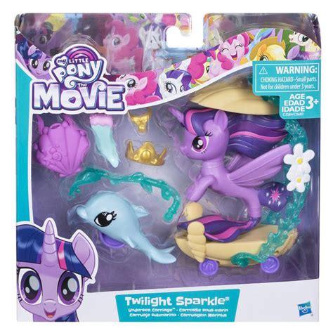 My Pony The 2017 Twilight Sparkle Glitter Style Seapony mlp my pony the brushables mlp merch