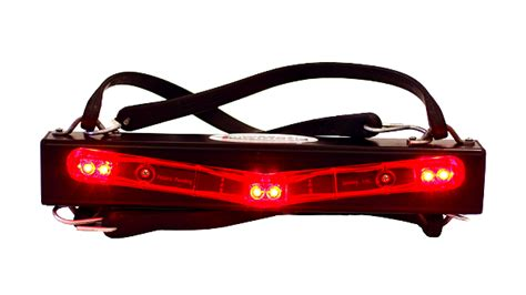safety light bars dot r rechargeable safety light bar
