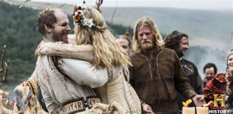 post mortem vikings creator discusses cruelest death vikings season 2 episode discussions spoilers in