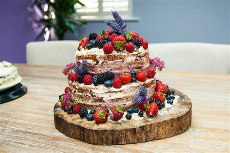 chwv cake bake  diy wedding cakes chwv