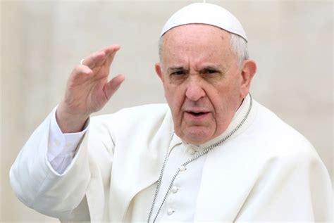 paus sebut serangan kimia rezim asad sebagai pembantaian
