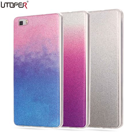 Casing Hp Huawei P8 Lite How To Your Custom Hardcase Cove for huawei p8 lite silicon glitter cover for huawei ascend p8 lite p8 mini luxury