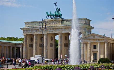 la porta di brandeburgo berlino porta di brandeburgo berlino germania