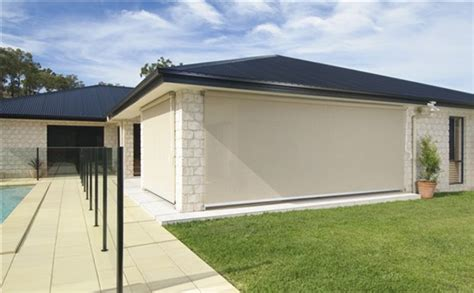 verandah fabric outdoor blinds and awnings