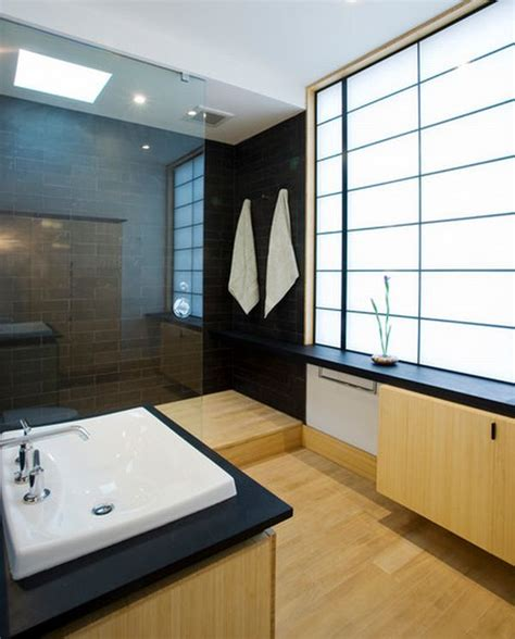 Modern Japanese Bathroom 18 Stylish Japanese Bathroom Design Ideas