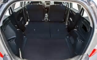 Honda Fit Seats Honda Fit Interior Rear Seat Image 198