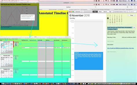 tutorial php calendar calendar ical integration timeline tutorial robert james