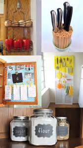 Diy Kitchen Ideas Diy Kitchen Organization Ideas The Gracious