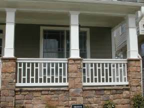 1000 ideas about front porch railings on