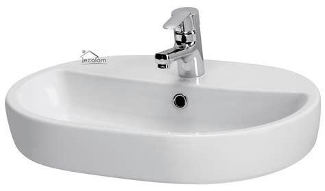neue waschbecken aufsatzwaschbecken 60 x 42 cm waschtisch waschbecken wei 223