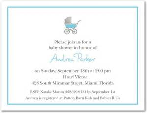 blue carriage baby boy shower invitations baby shower invitations in bountiful tiny