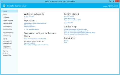 skype for business server wikipedia in place upgrade lync server 2013 to skype for business