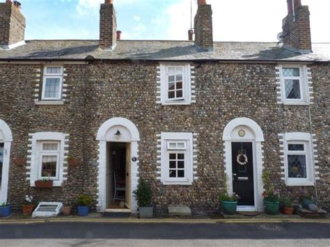 Cottages Kent by Flint Cottage Minnis Bay Birchington South Of