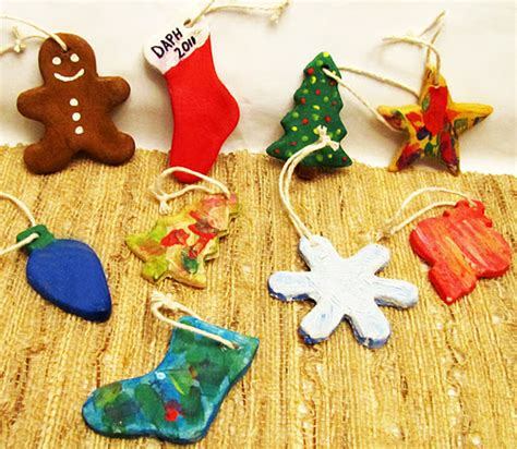 ideas about flour and water christmas ornaments easy