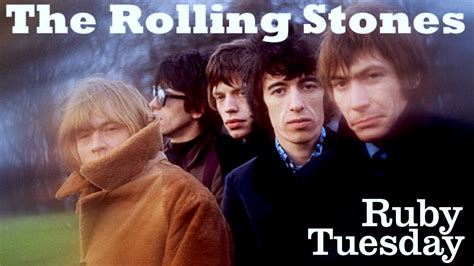 the rolling stones ruby tuesday special re worked