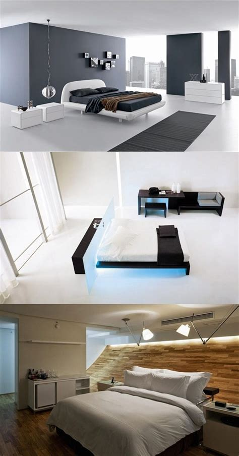Interesting High Tech Touches to your Modern Bedroom