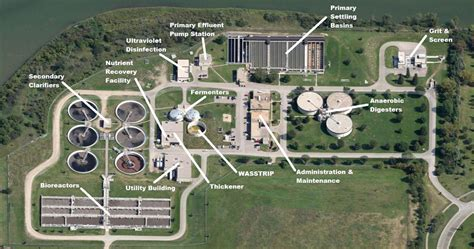 Wtp Clarifier wastewater treatment plant saskatoon ca